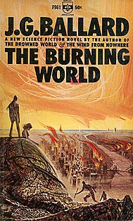 <i>The Burning World</i> (novel) 1964 novel by J. G. Ballard