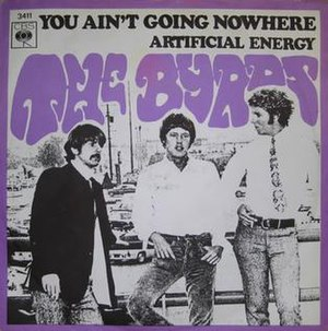 You Ain't Goin' Nowhere - Image: The Byrds You Aint Goin Nowhere