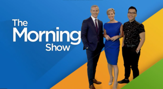 The Morning Show (Canadian TV series) - The opening of The Morning Show