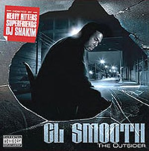 The Outsider (CL Smooth album)