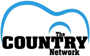 Former logo as The Country Network, used from February 15, 2010 to May 31, 2013. - ZUUS Country