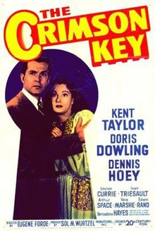 The Crimson Key poster.jpg