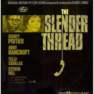 The Slender Thread - Image: The Slender Thread (album)