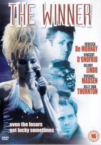The Winner (1996 film) - Image: The Winner (1996 film)