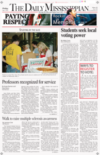 <i>The Daily Mississippian</i>