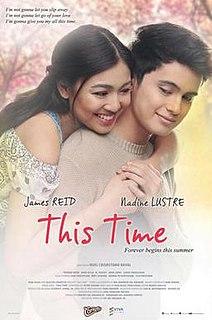 <i>This Time</i> (film) 2016 Filipino film