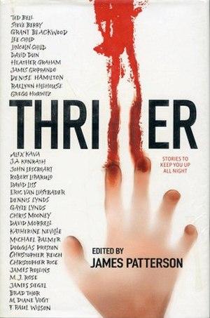 Thriller (short story collection) - Image: Thriller 200