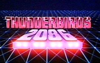 <i>Thunderbirds 2086</i> television program