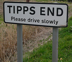 Tipps End sign.JPG