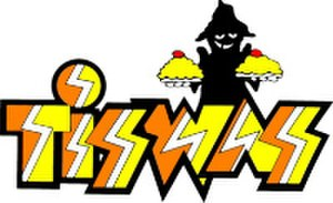 Tiswas - The 'classic' version of the Tiswas logo as designed by Stuart Kettle, revised by Chris Wroe.