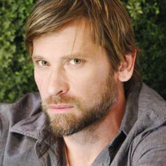 Todd Manning - Roger Howarth as Todd Manning