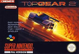 <i>Top Gear 2</i>