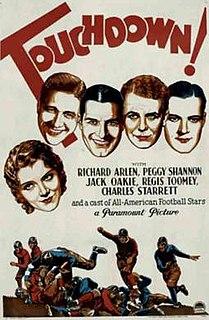 <i>Touchdown</i> (film) 1931 film