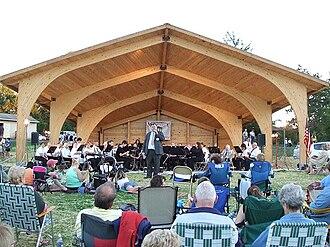 Towamencin Township, Montgomery County, Pennsylvania - Arneth Entertainment Center