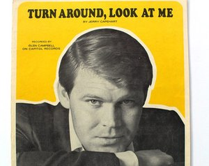 Turn Around, Look at Me - Image: Turn Around, Look at Me Glen Campbell