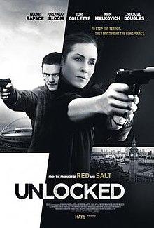 Unlocked (2017 film) - Wikipedia