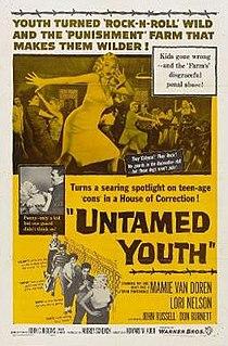 <i>Untamed Youth</i> 1957 film by Howard W. Koch