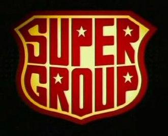 Supergroup (TV series) - Image: VH1 Supergroup