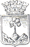 Coat of arms of Vezzano Ligure