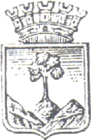 Vezzano Ligure - Image: Vezzano Ligure Stemma