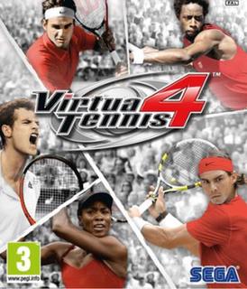 <i>Virtua Tennis 4</i> video game