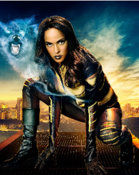 Vixen on Arrow.