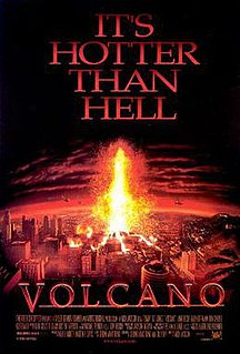 <i>Volcano</i> (1997 film) 1997 American film