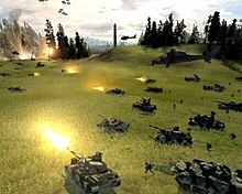 World in conflict wikipedia a large skirmish battle between nato and soviet troops world in conflict gumiabroncs Image collections