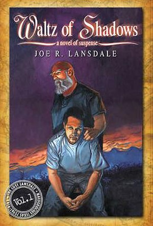 Lost Lansdale Series - Cover art by Mark A. Nelson