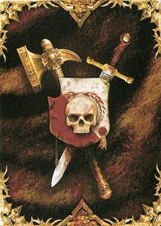 Warhammer: Invasion - Image: Warhammer Invasion LCG card
