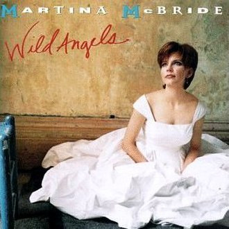 Wild Angels (Martina McBride album) - Image: Wildangels