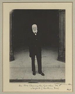 William Brampton Gurdon English politician
