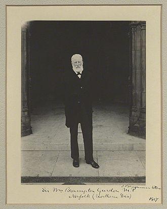 William Brampton Gurdon - William Brampton Gurdon