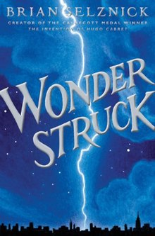 Image result for wonderstruck published
