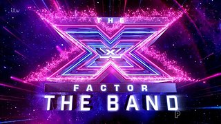 <i>The X Factor: The Band</i> British television series