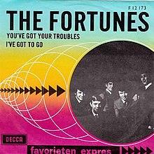 You've Got Your Troubles - The Fortunes.jpg