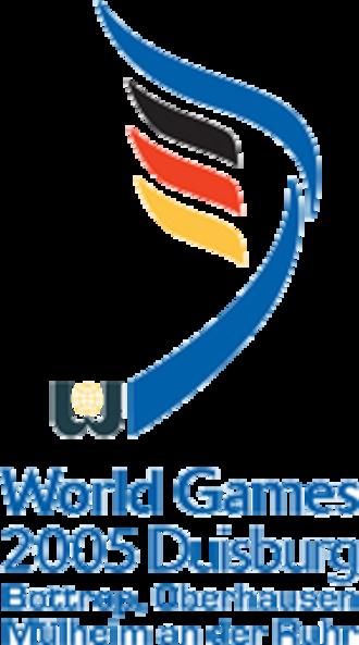 2005 World Games - Image: 2005 World Games Logo