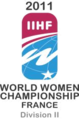 2011 Women's World Ice Hockey Championships - Division II.png