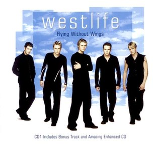 Flying Without Wings 1999 single by Westlife
