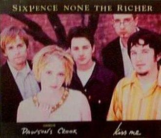 Kiss Me (Sixpence None the Richer song) - Image: 6p kissme 2