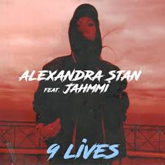 9 Lives (Alexandra Stan song) - Image: 9 Lives Alexandra Stan