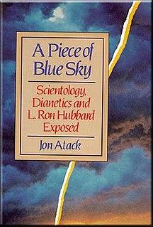 <i>A Piece of Blue Sky</i>