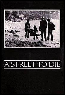 <i>A Street to Die</i>