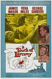 <i>A Touch of Larceny</i>