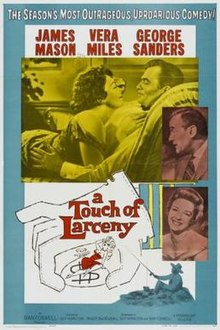 A Touch of Larceny FilmPoster.jpeg