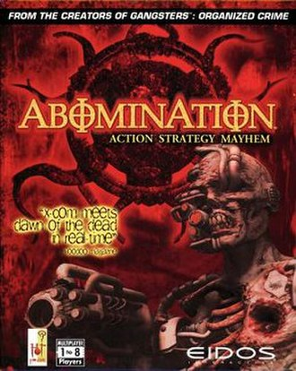 Abomination: The Nemesis Project - Image: Abomination The Nemesis Project box art
