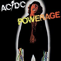 Powerage cover