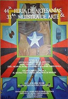Feria de Artesanías de Ponce Crafts fair in Ponce, Puerto Rico