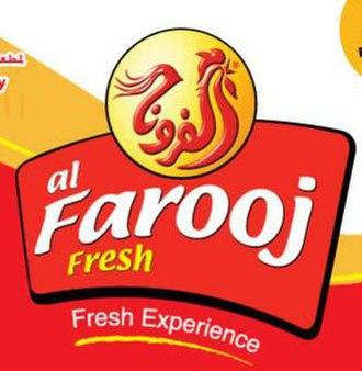 Al Farooj Fresh - Al Farooj Fresh logo
