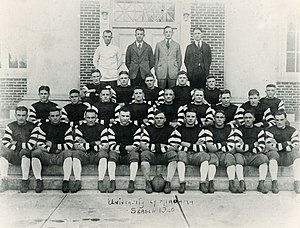1920 Alabama Crimson Tide football team - Image: Alabama Crimson Tide football team (1920)